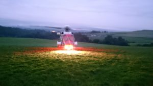 Rescue near Sanquhar